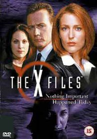X Files-Nothing Important Happ - (Import DVD)