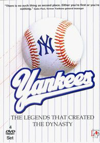 Yankees-The Dynasty(Legends) (4 Discs) - (Import DVD)