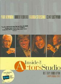 Inside the Actors Studio:Icons - (Region 1 Import DVD)