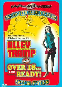Alley Tramp/over 18 and Ready - (Region 1 Import DVD)