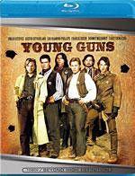 Young Guns - (Region A Import Blu-ray Disc)