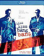 Kiss Kiss Bang Bang - (Region A Import Blu-ray Disc)