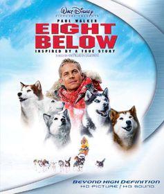 Eight Below (Blu-Ray) - (Import Blu-ray Disc)