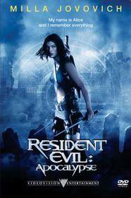 Resident Evil: Apocalypse (2004)(DVD)