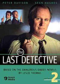 Last Detective Series 2 - (Region 1 Import DVD)