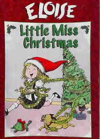 Eloise Little Miss Christmas - (Region 1 Import DVD)