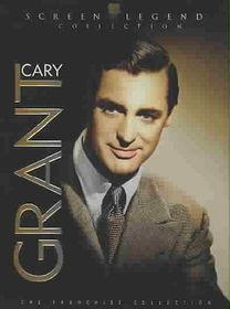 Carry Grant:Screen Legend Collection - (Region 1 Import DVD)