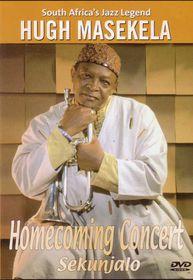 Hugh Masekela - Sekonjalo (DVD)