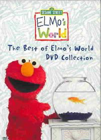 Best of Elmo's World - (Region 1 Import DVD)