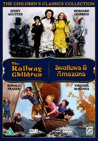 Railway Children/Swallows & Am - (Import DVD)