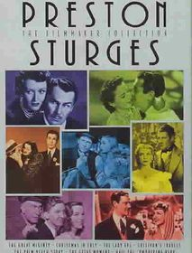 Preston Sturges:Filmaker Collection - (Region 1 Import DVD)
