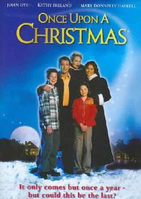 Once Upon a Christmas - (Region 1 Import DVD)