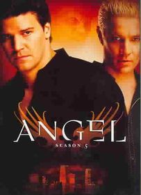 Angel Season 5 - (Region 1 Import DVD)