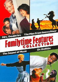 Familytime Features Box Set - (Region 1 Import DVD)