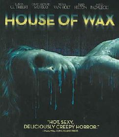 House of Wax (2005) - (Region A Import Blu-ray Disc)