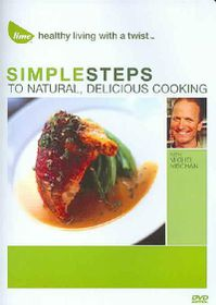 Simple Steps to Naturally, Delicious Cooking with Michel Nischan - (Region 1 Import DVD)