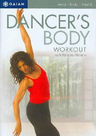Dancer's Body Workout - (Region 1 Import DVD)