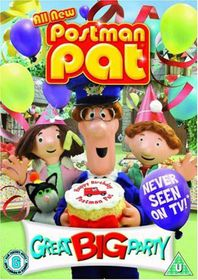 Postman Pat-Great Big Party - (Import DVD)