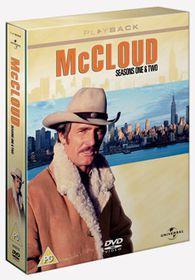 Mccloud Series 1 & 2 - (Import DVD)