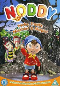 Make Way For Noddy-Tricks Trea - (Import DVD)