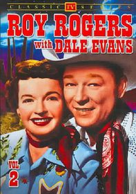 Roy Rogers Vol 2 - (Region 1 Import DVD)