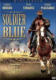 Soldier Blue - (Region 1 Import DVD)