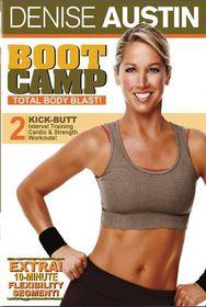 Denise Austin - Boot Camp Total Body Blast - (Region 1 Import DVD)