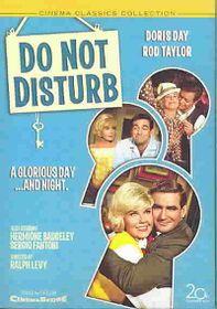 Do Not Disturb - (Region 1 Import DVD)