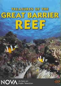 Treasures of the Great Barrier Reef - (Region 1 Import DVD)