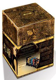 Alias-Complete Series 1-5 - (parallel import)