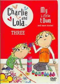 Charlie & Lola:Vol 3 My Little Town - (Region 1 Import DVD)