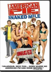 American Pie Presents:Naked Mile - (Region 1 Import DVD)