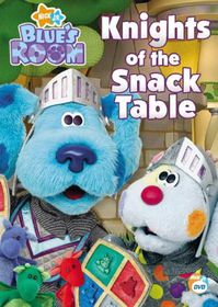 Blue's Clues: Blue's Room Knights of the Snack Table - (Region 1 Import DVD)