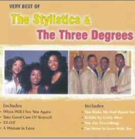 Stylistics / Three Degrees - Best Of The Stylistics & The Three Degrees (CD)