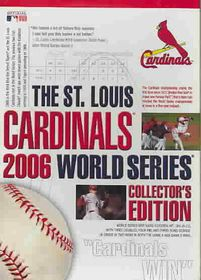 St. Louis Cardinals: 2006 World Series Collector's Edition - (Region 1 Import DVD)