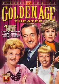 Golden Age Theater Vol 4 - (Region 1 Import DVD)