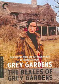 Grey Gardens - (Region 1 Import DVD)