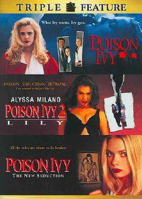 Poison Ivy/Poison Ivy 2/Poison Ivy 3 - (Region 1 Import DVD)