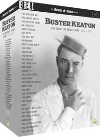 Buster Keaton - Complete Shorts - (Import DVD)