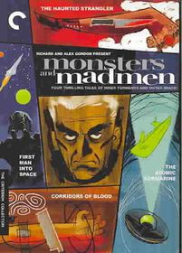 Monsters & Madmen - (Region 1 Import DVD)