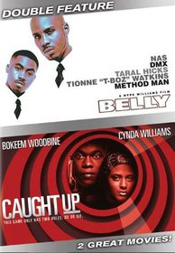 Belly/Caught up - (Region 1 Import DVD)