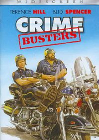 Crime Busters - (Region 1 Import DVD)