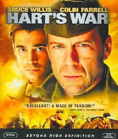 Hart's War - (Region A Import Blu-ray Disc)