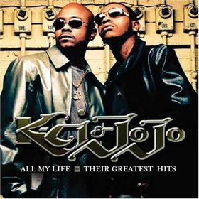Kci & Jojo - All My Life - Their Greatest Hits (CD)