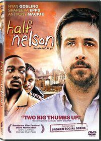 Half Nelson - (Region 1 Import DVD)