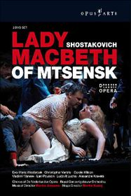 Lady Macbeth of Mtsensk: Het Musiektheater, Amsterdam - (Import DVD)