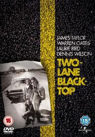 Two-Lane Blacktop              - (Import DVD)