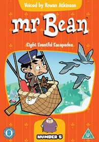 Mr.Bean Vol.5 (Animated)       - (Import DVD)