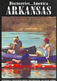 Discoveries America:Arkansas - (Region 1 Import DVD)