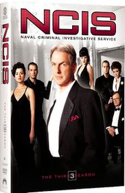 NCIS : Third Season - (Region 1 Import DVD)